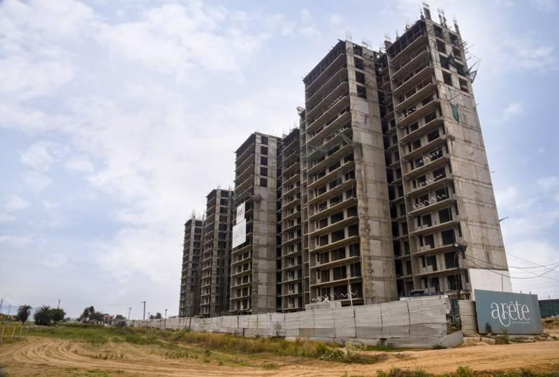 Images for Construction Status of ILD Arete