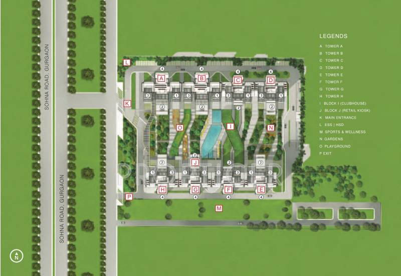 Images for Layout Plan of ILD Arete