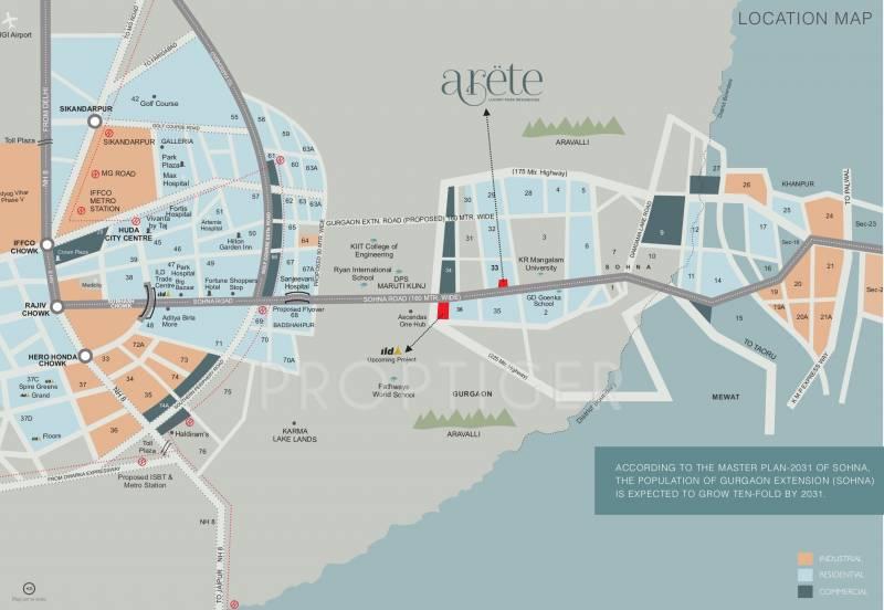 Images for Location Plan of ILD Arete