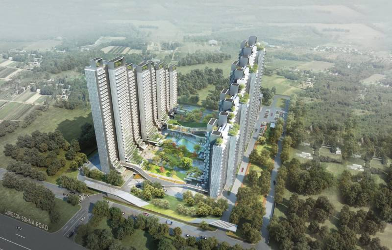 Images for Elevation of ILD Arete