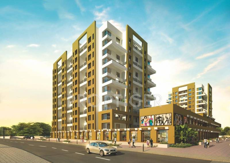 Images for Elevation of Kolte Patil Umang Pride