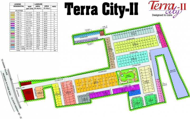 Images for Layout Plan of Terra City 2