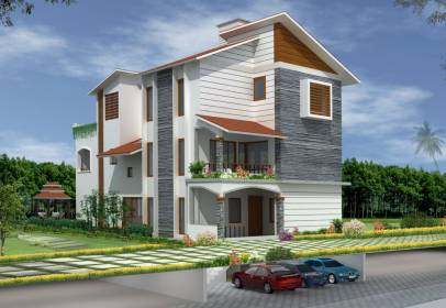 Images for Elevation of Green Anupam Lifestyle Villa