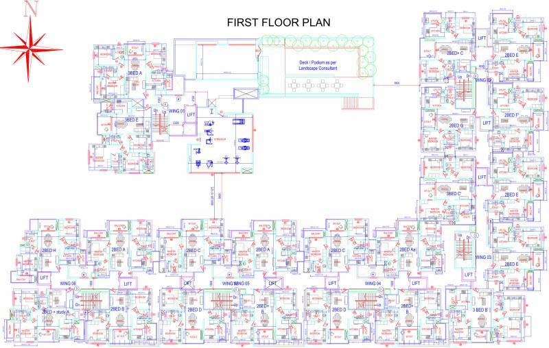 Images for Cluster Plan of Mana Uber Verdant