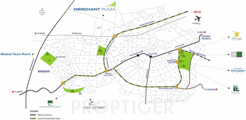 Images for Location Plan of Silverglades Merchant Plaza