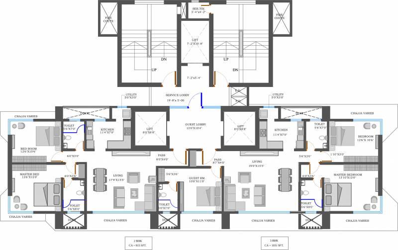 Images for Cluster Plan of Neumec Cornerstone