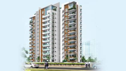 Images for Elevation of Revanta Royal Town Heights