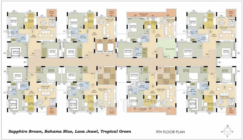 Images for Cluster Plan of Gem Grove