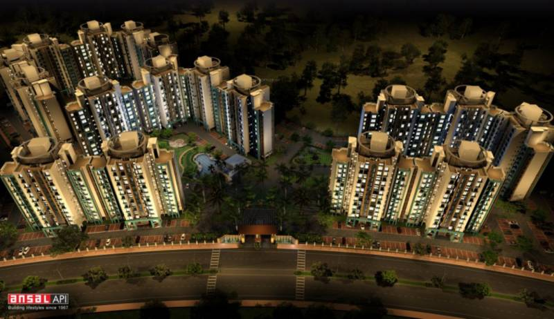 Images for Elevation of Ansal Paradise Crystal
