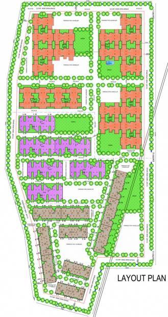 Images for Layout Plan of Ansal Aasra Avom Bharosa