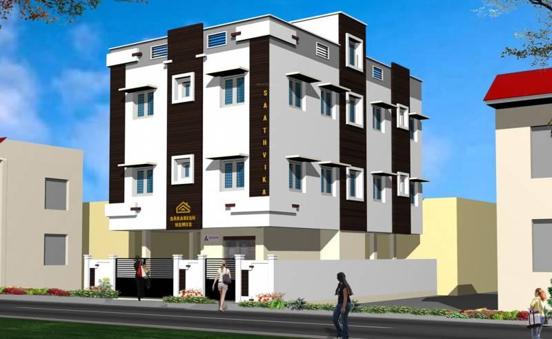 Images for Elevation of Rajni Saathvika
