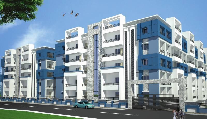 1435 sq ft 3 bhk floor plan image sai nandana developers for The villages gardenia floor plan