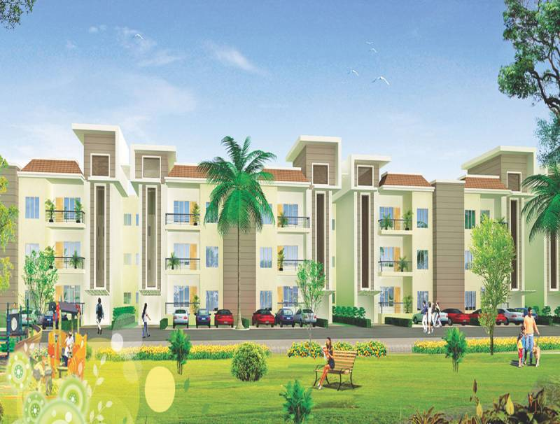 Images for Elevation of Sare Spring view Floors