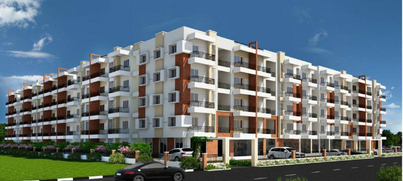Images for Elevation of Sree Harsha Gateway