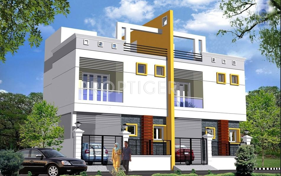 1320 Sq Ft 2 Bhk 3t Villa For Sale In Rb Foundations Bagya