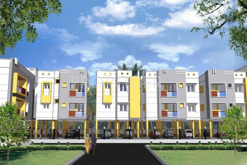 Images for Elevation of RB Foundations Bagyalakshmi