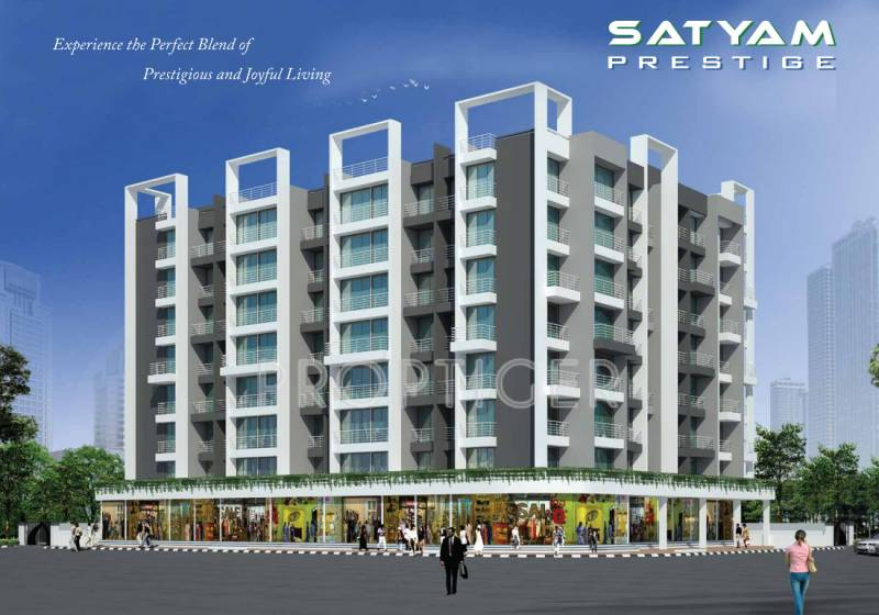 Images for Elevation of Satyam Prestige