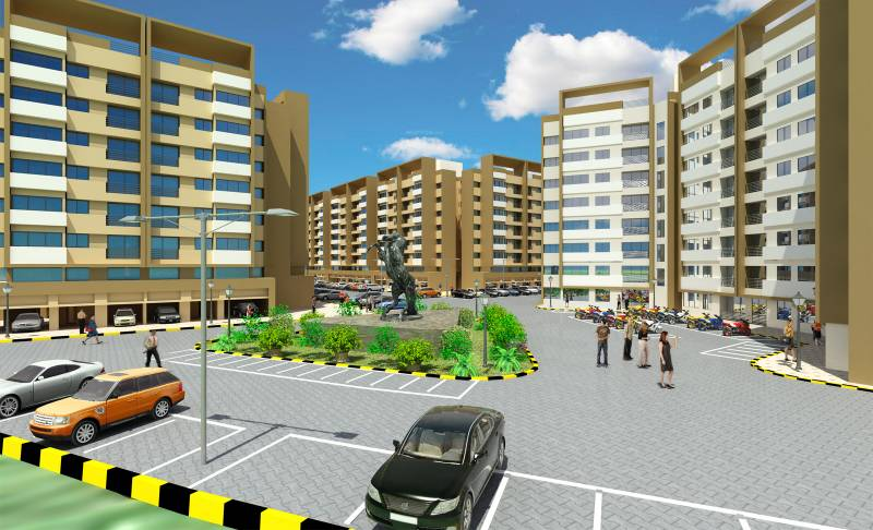 Images for Elevation of Laxmi Avenue D Global City