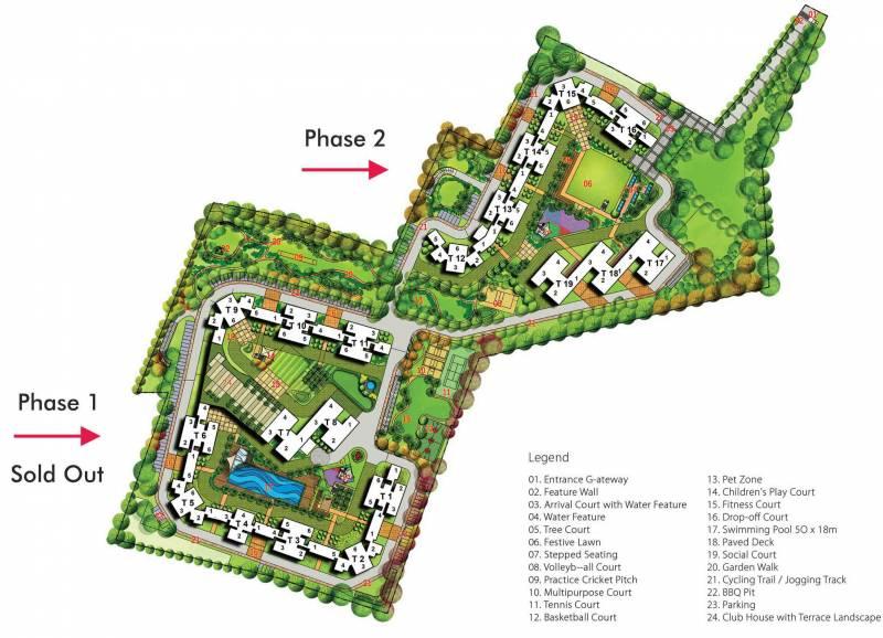 Images for Master Plan of Skylark Ithaca