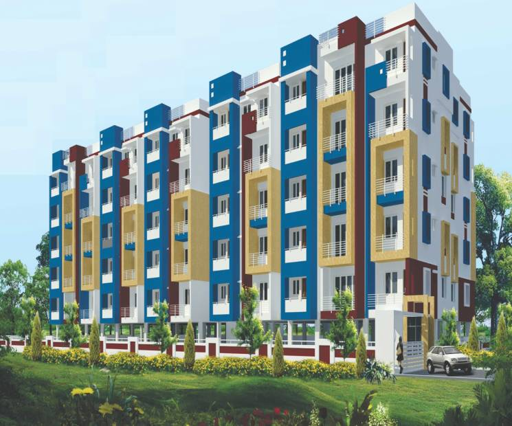 Images for Elevation of Vasavi Pearl