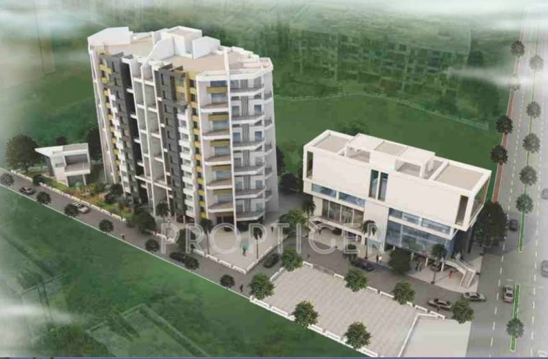 Images for Elevation of Sai Bhargav Nath Infra Abalone
