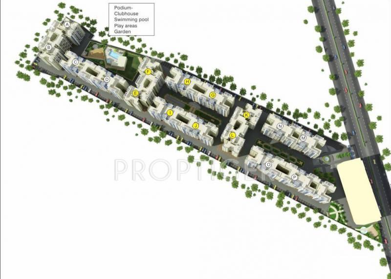 aishwaryam-courtyard Images for Layout Plan of Essen Aishwaryam Courtyard