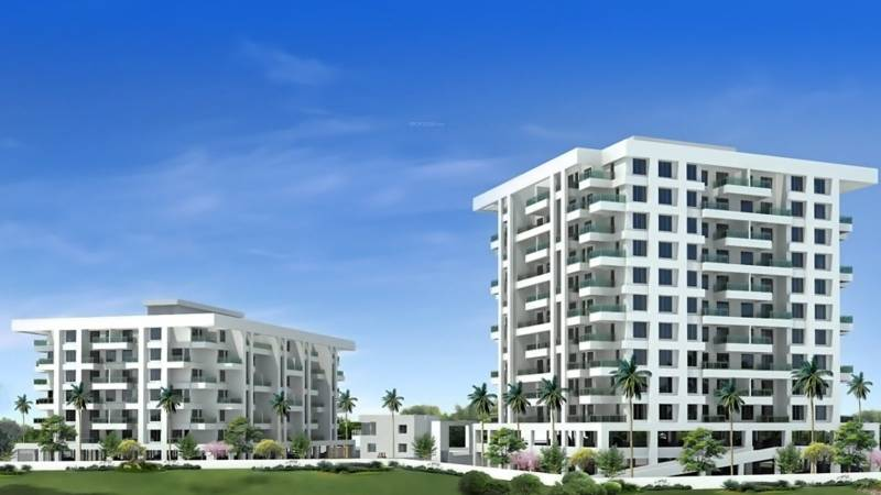 Images for Elevation of Kharde Patil Woods Royale