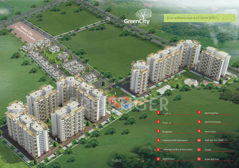 Images for Elevation of Arihant Green City