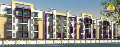 Images for Elevation of Karna Sree Builder Mathru Sree Silver Oak