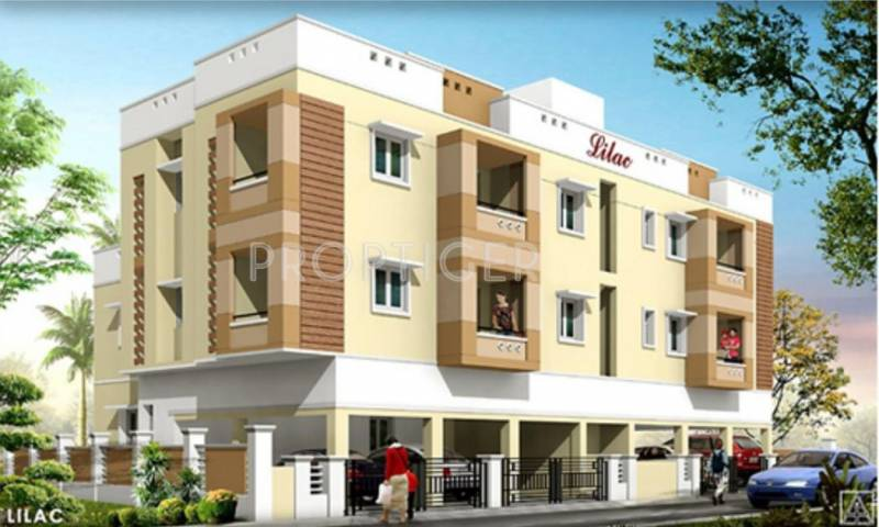 Image Of Swimming Pool Of Lifestyle Housing Happinest Singaperumal Koil Chennai