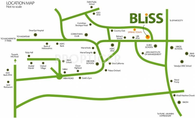 Images for Location Plan of Venkatesh Bliss