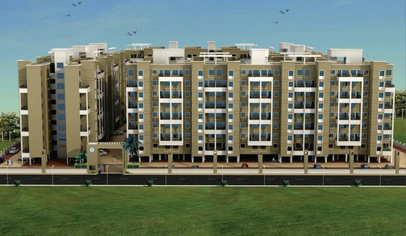 Images for Elevation of Sukhwani Palms