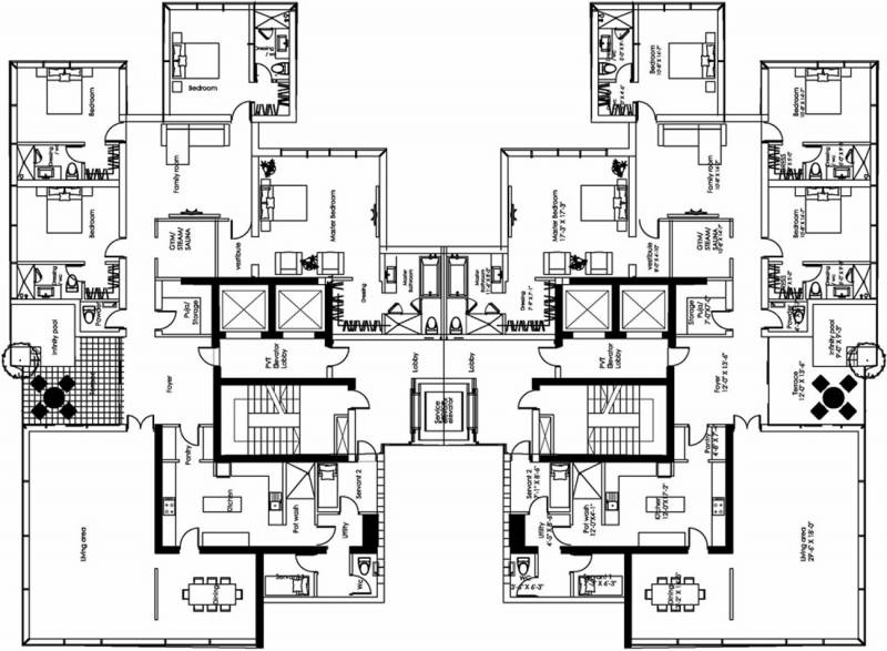 Images for Cluster Plan of Jaypee Kube