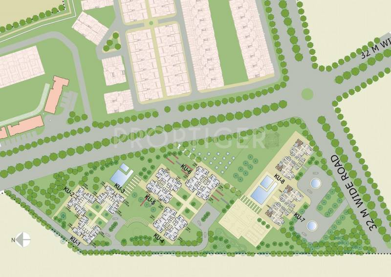Images for Layout Plan of Jaypee Kube
