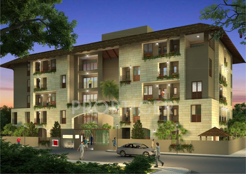 Images for Elevation of Axis Concept Tuscan Terraces