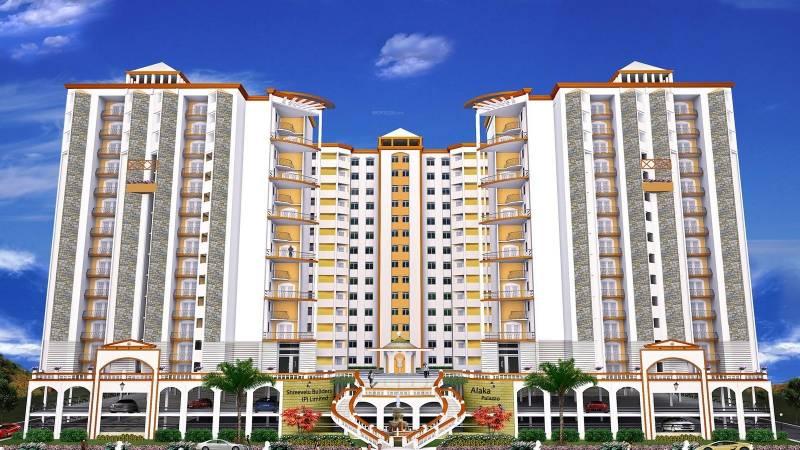 alaka-palazzo Elevation