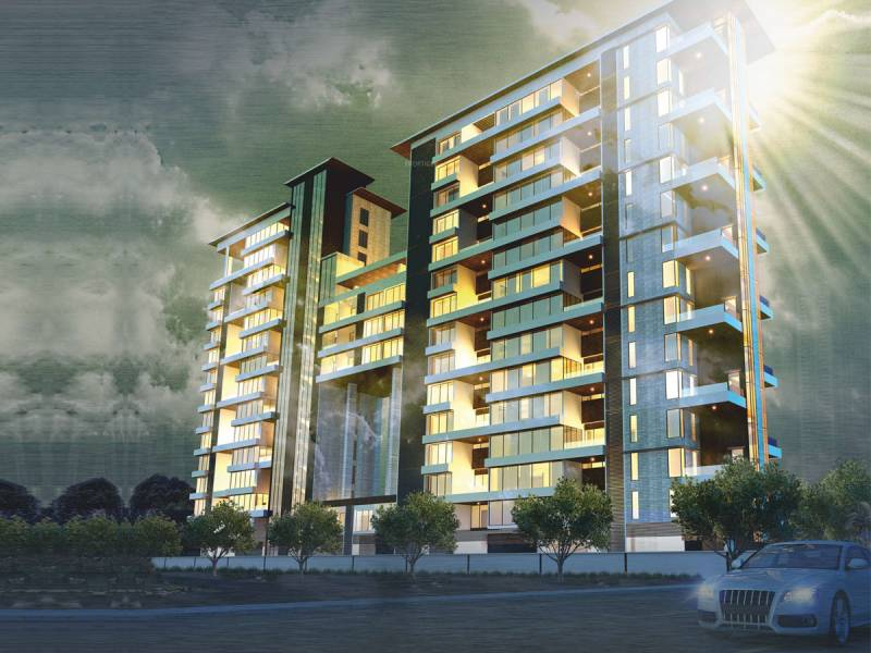 Images for Elevation of Paranjape Sky One