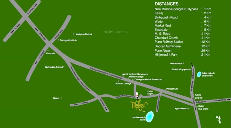 Images for Location Plan of Orion Malhar