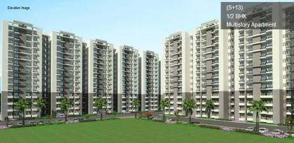 Images for Elevation of Krish City Heights