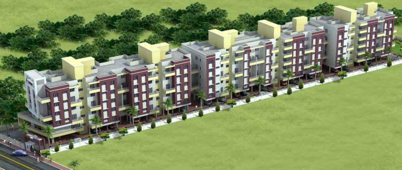 Images for Elevation of panchavati Nest