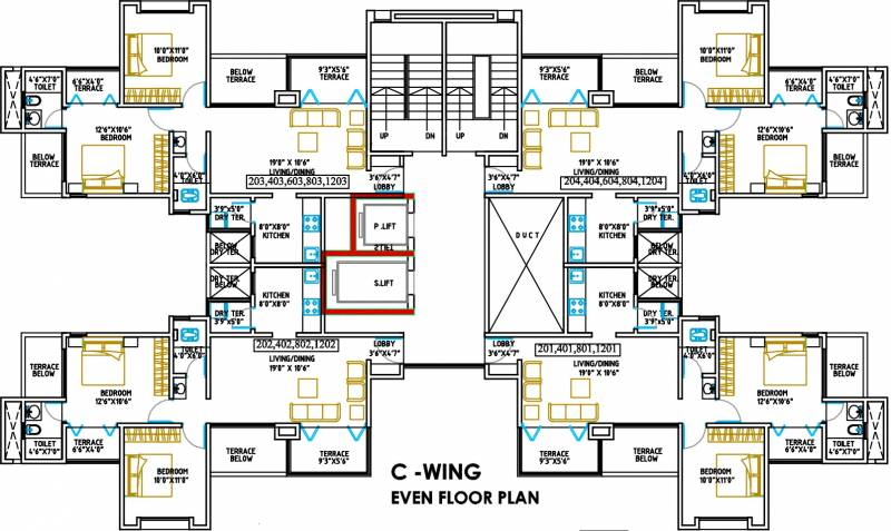 Images for Cluster Plan of Shree Mi Casa