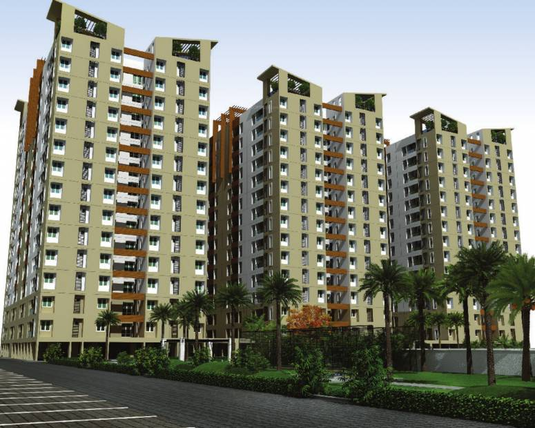 Images for Elevation of Asvini Akila Heights