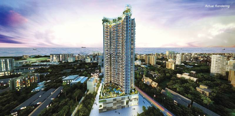 Images for Elevation of Avighna One Avighna Park