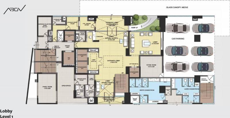 abov Images for Cluster Plan of Akshaya Abov