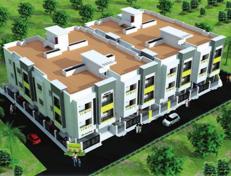 Images for Elevation of StepsStone Vaibhavs