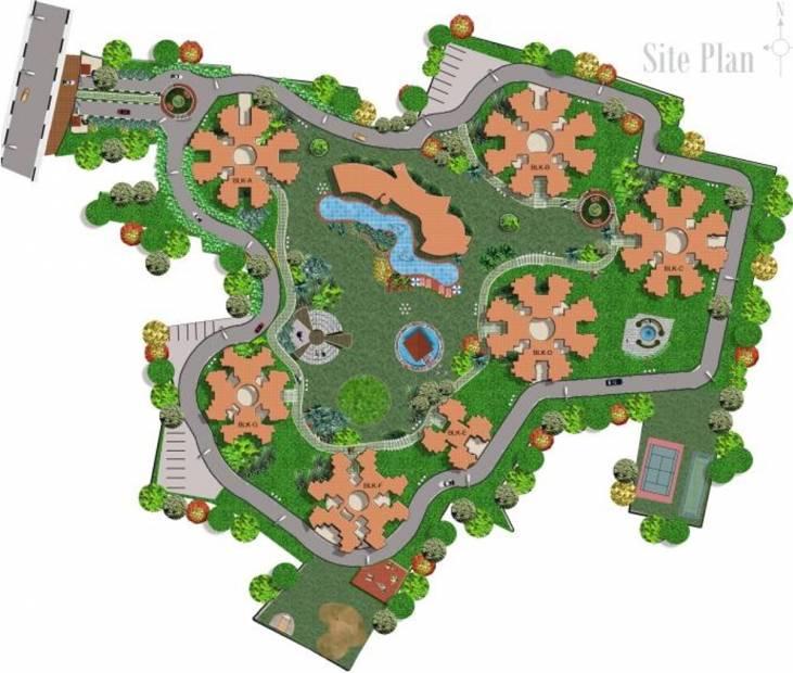 inseli-park Images for Site Plan of Jain Inseli Park