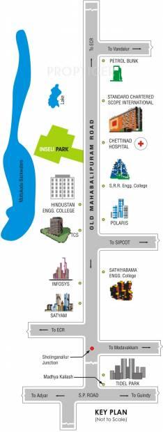 inseli-park Images for Location Plan of Jain Inseli Park