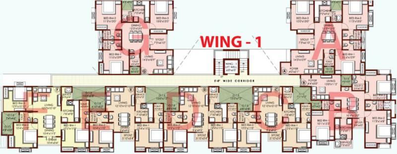Images for Cluster Plan of Kgeyes Samyuktha