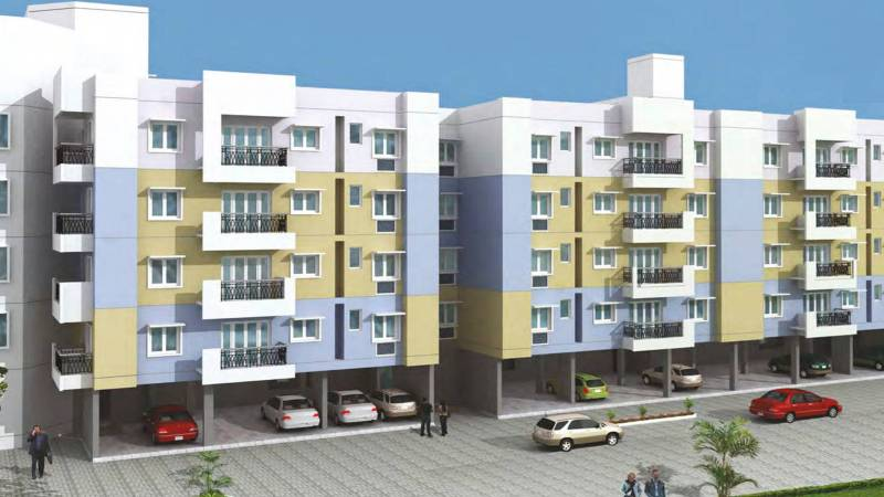 Images for Elevation of Navin Jayaram Gardens