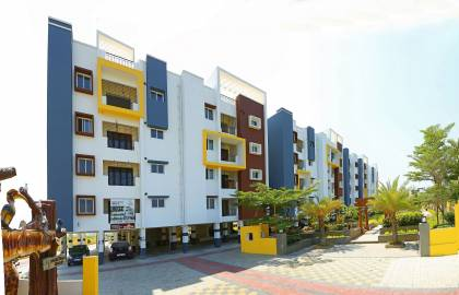 Images for Elevation of Marutham Breeze